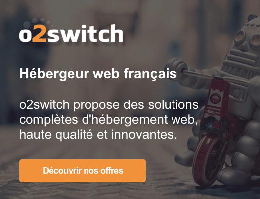 o2switch - Hébergeur Web aux serveurs de qualité industrielle